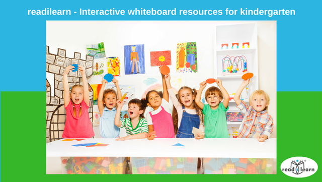 Kindergarten Calendar Interactive Whiteboard : Readilearn interactive whiteboard resources for