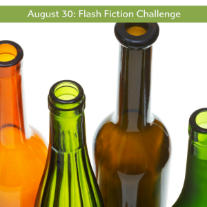 Charli Mills flash fiction challenge bottleneck