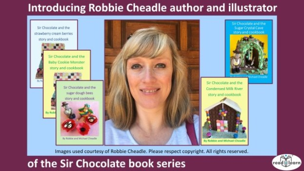 introducing-robbie-cheadle-author-and-illustrator-of-the-sir-chocolate-book-series