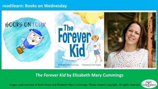 interview with Elizabeth Mary Cummings author of The Forever Kid