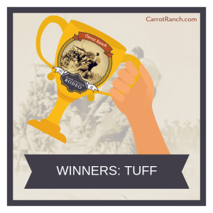 winners of the Tuffest Ride contest