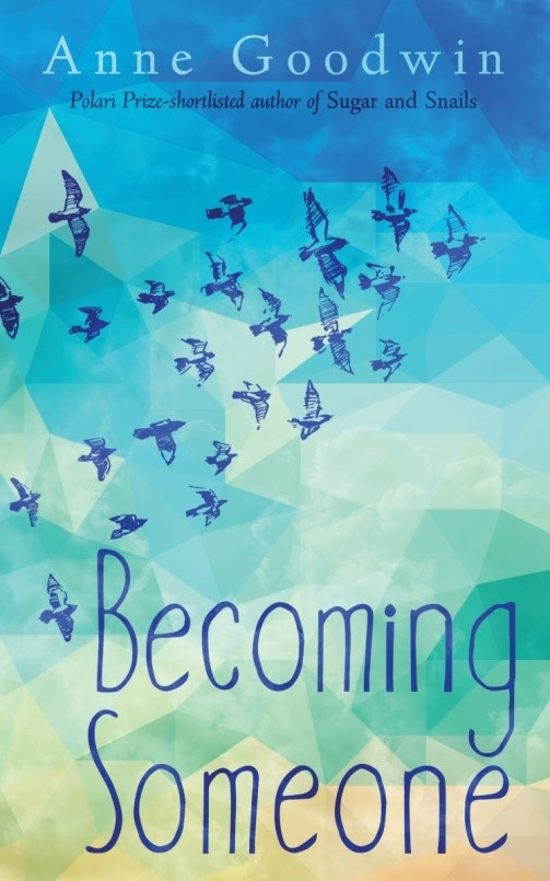 cover of Becoming Someone by Anne Goodwin