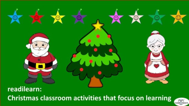 Christmas classroom activities that focus on learning