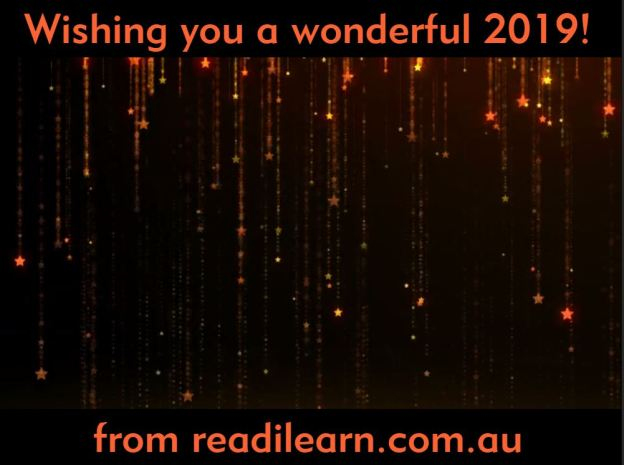 Happy New Year from readilearn
