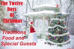 Sally Cronin's Twelve Days of Christmas celebrations