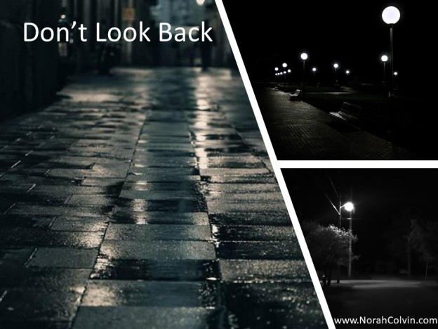 Don't Look Back flash fiction story
