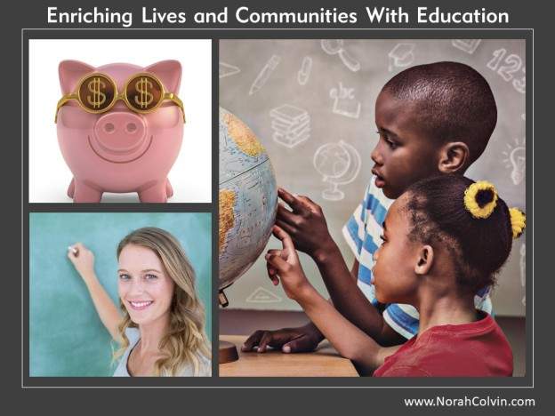 enriching lives and communities with education