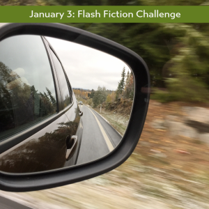 Looking Back Carrot Ranch flash fiction prompt