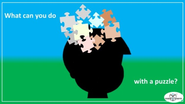 ideas for using puzzles in the classroom to teach logical thinking and problem-solving