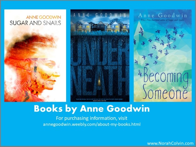 Books by Anne Goodwin