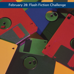 flash fiction challenge to back up
