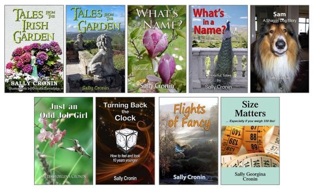 Books by Sally Cronin
