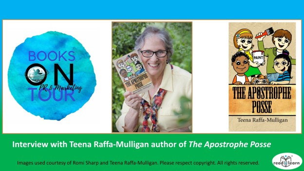 Interview with Teena Raffa-Mulligan