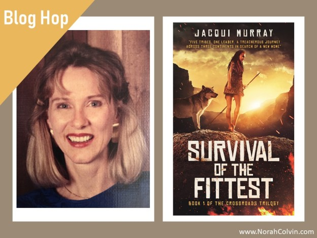 Jacqui Murray blog hop Survival of the Fittest
