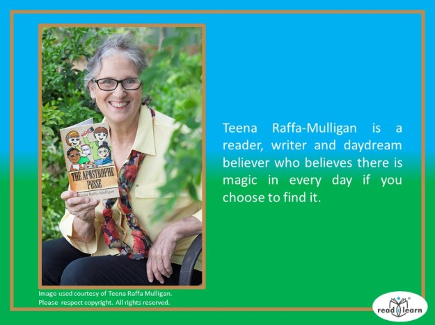 About Teena Raffa-Mulligan