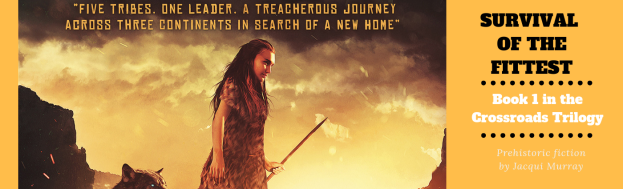 Survival of the Fittest by Jacqui Murray header