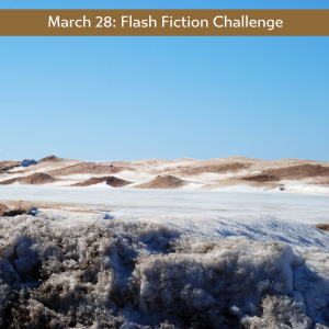 Charli Mills of the Carrot Ranch flash fiction challenge Eminence