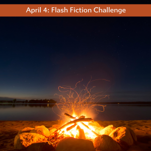Carrot Ranch flash fiction challenge - fire