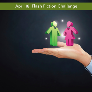 Charli Mill's flash fiction challenge - Gender fluidity