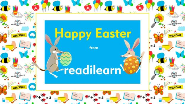 wishing you a happy Easter holiday from readilearn