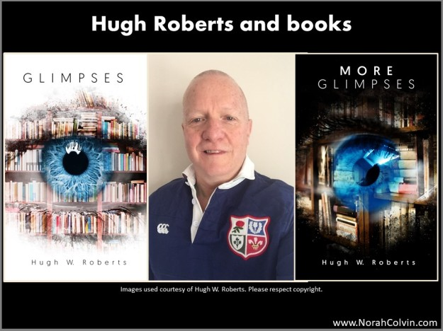 Hugh Roberts and Books