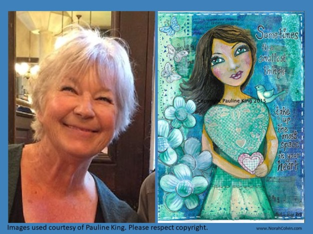 Pauline King the Contented Crafter