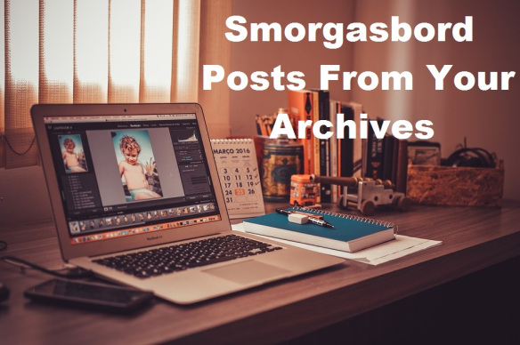 Guest post on Sally Cronin's Smorgasbord magazine