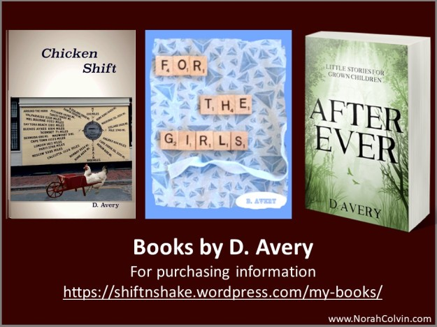 Books by D. Avery