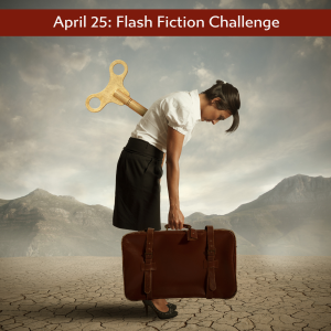 Carrot Ranch flash fiction challenge - exhaustion