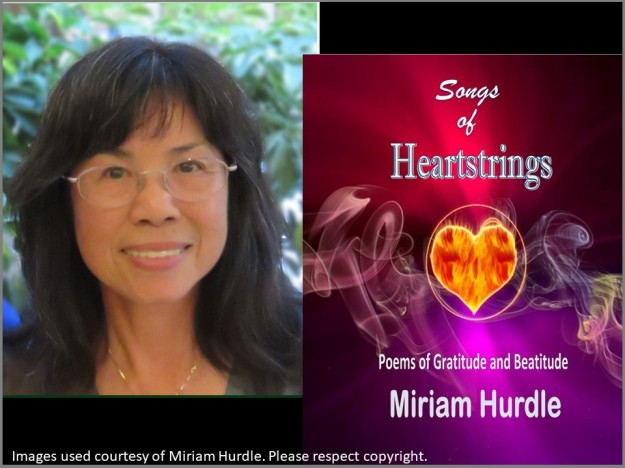 Miriam Hurdle, poet