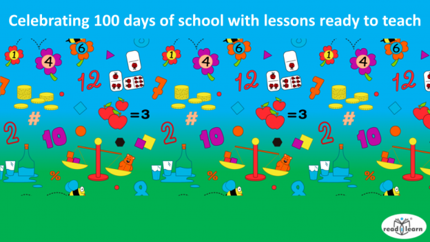 celebrating 100 days of school with lessons ready to teach readilearn