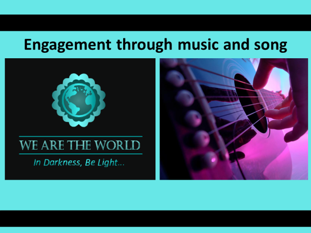 #WATWB Engagement through music and song