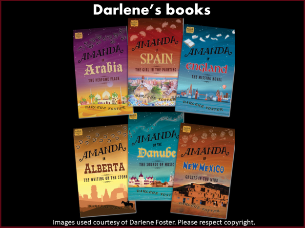 Books by Darlene Foster