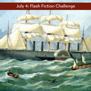 Carrot Ranch flash fiction challenge Keweenaw microhistory