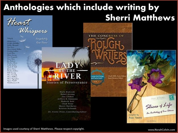 Sherri Matthews - writing