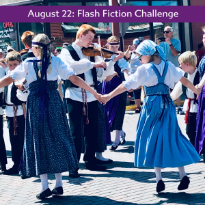 Carrot Ranch flash fiction challenge old world