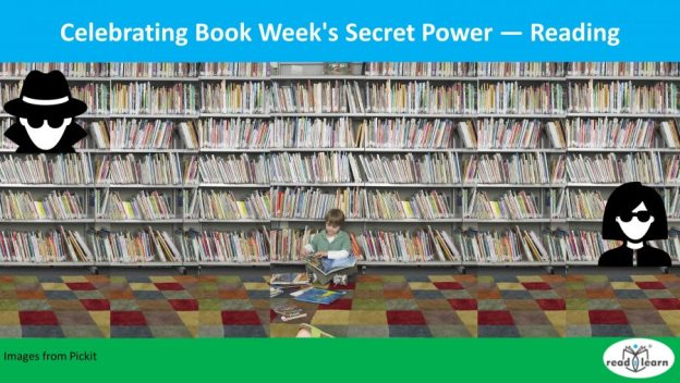 Celebrating Book Week's Secret Power - Reading