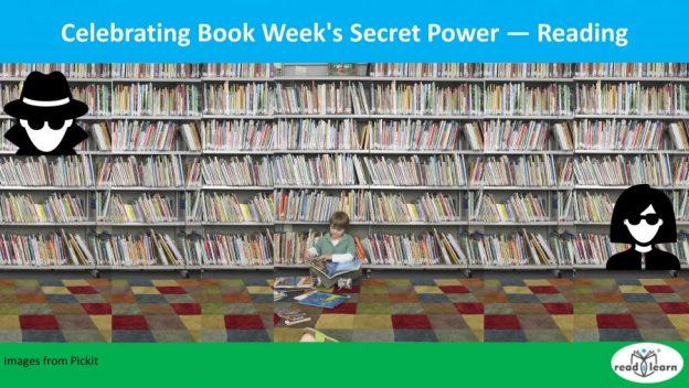 Celebrating Book Week's Secret Power - Reading