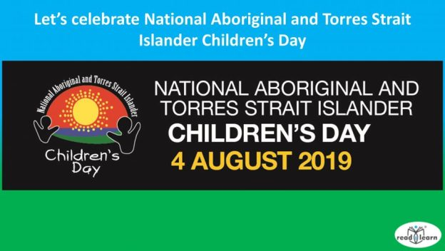 National Aboriginal and Torres Strait Islander Children's Day