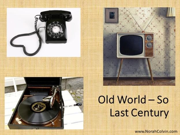 Old World - So Last Century