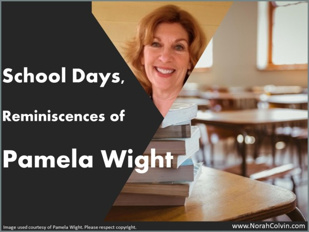 School Days reminiscences of Pamela Wight