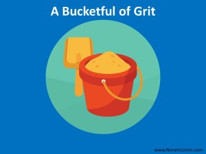 A Bucketful of Grit - flash fiction