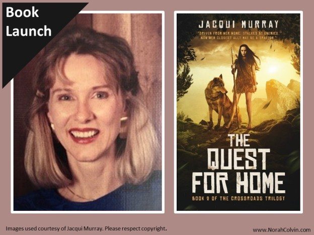 Book Launch - The Quest for Home