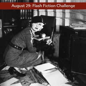 Carrot Ranch flash fiction challenge - safebreaker's daughter