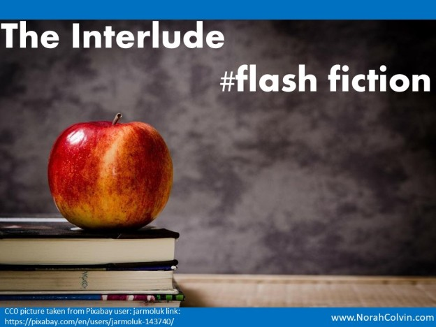 The Interlude flash fiction
