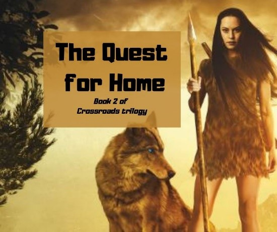 The Quest for Home by Jacqui Murray