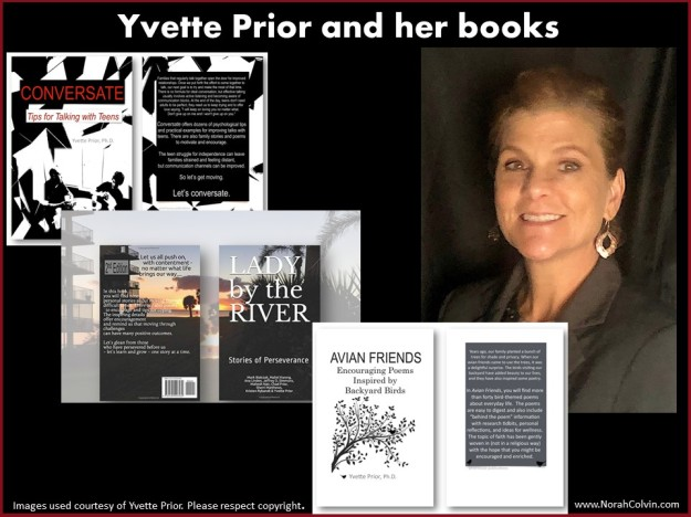 Yvette Prior and books