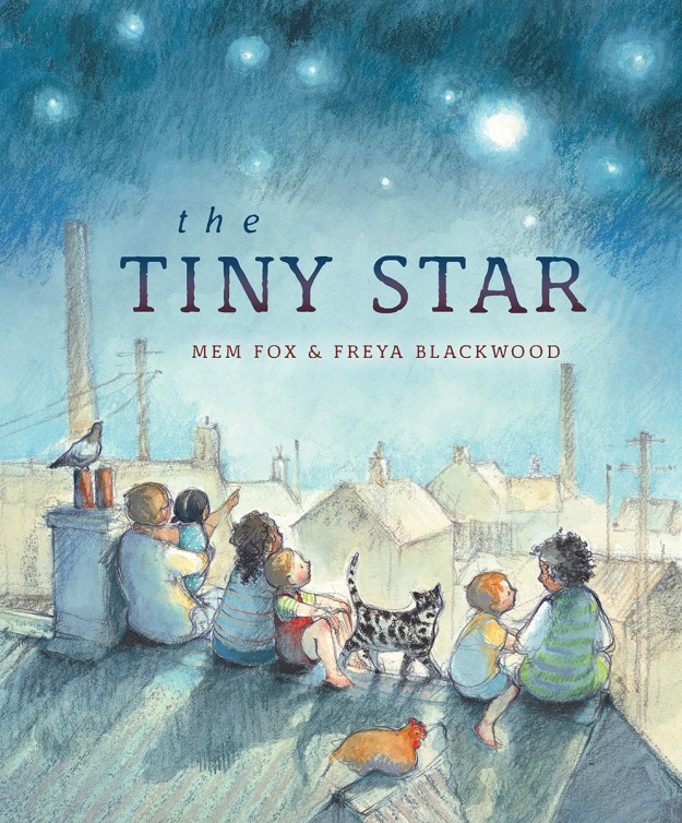 The-Tiny-Star by Mem Fox