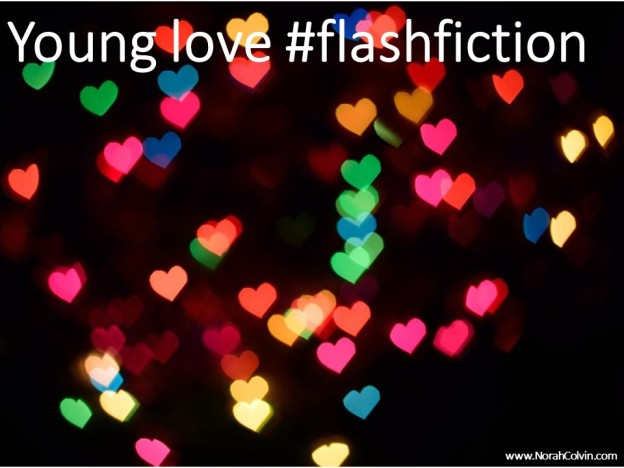 young love #flashfiction