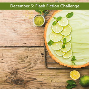 Carrot Ranch flash fiction challenge - key limes